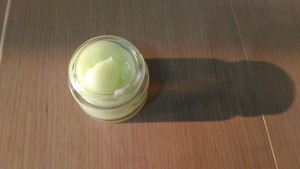 green cream